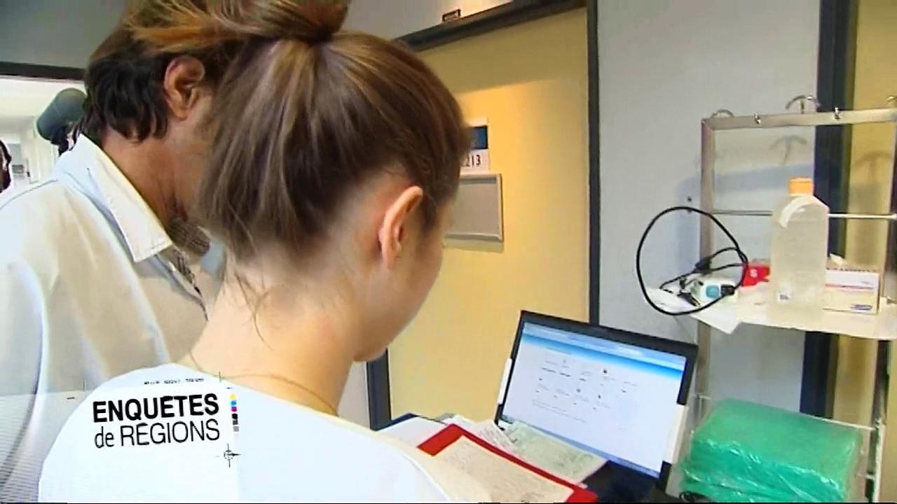 Documentaire Recherche médicale : Marseille a le virus