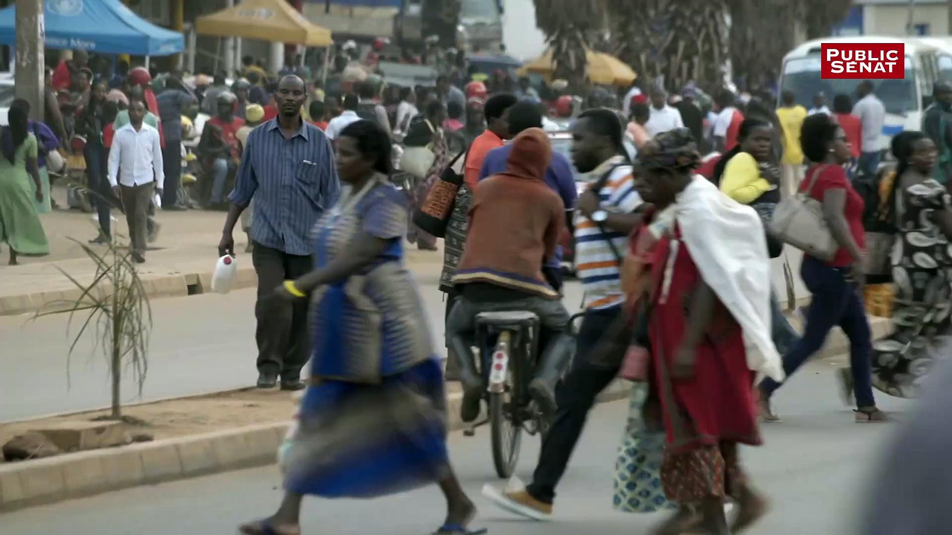 Documentaire Retour à Kigali