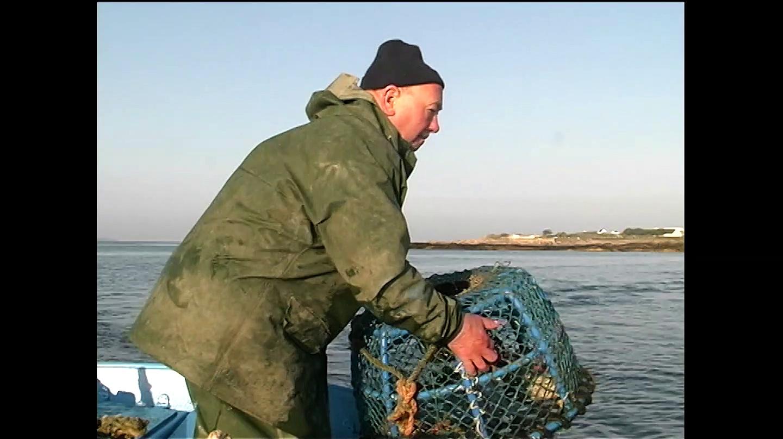 Documentaire Route pêche avec Jean Kermabon