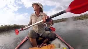 Documentaire 1000 km à la rame sur le Zambèze