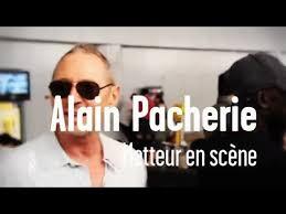 Alain Pacherie - le cirque Phenix