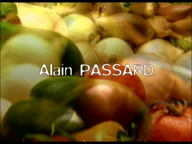 Documentaire Alain Passard