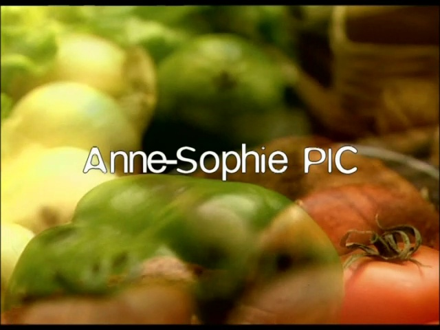 Documentaire Anne-Sophie Pic