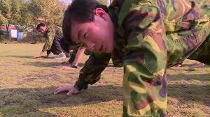 Documentaire Chine : digital detox en camp militaire