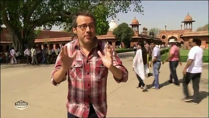 Documentaire Des trains pas comme les autres  – Inde du Nord