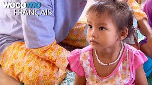 Documentaire Enfants défavorisés du Cambodge – L'association Ptea Clara leur vient en aide