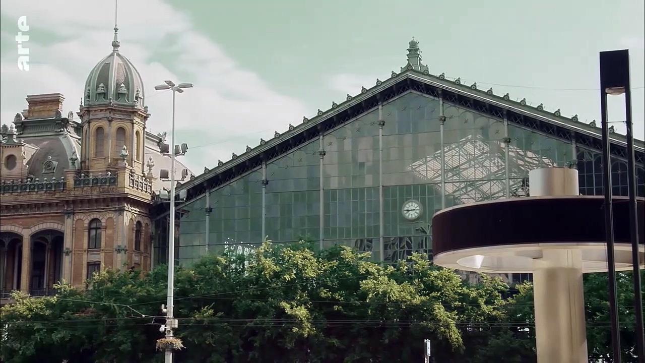 Documentaire Gares d'Europe, les temples du voyage – Budapest