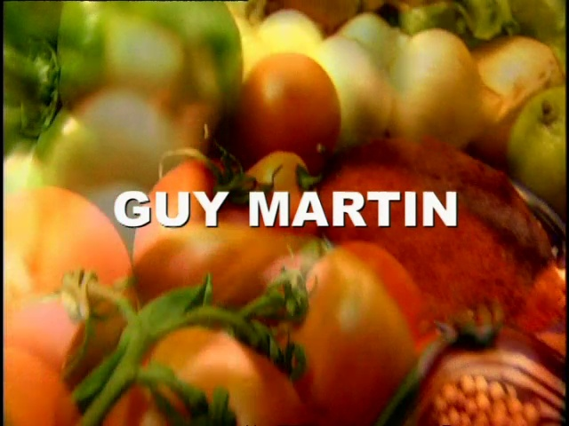 Documentaire Guy Martin – Les chefs cuisiniers