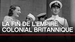 Documentaire La fin de l'empire colonial Britannique