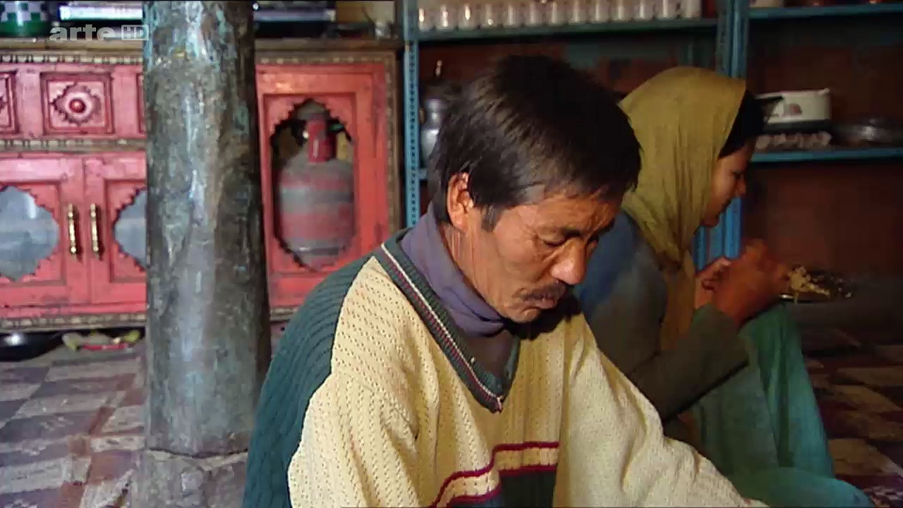 Documentaire Le facteur de l'Himalaya