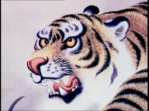 Documentaire Le tigre de Sibérie
