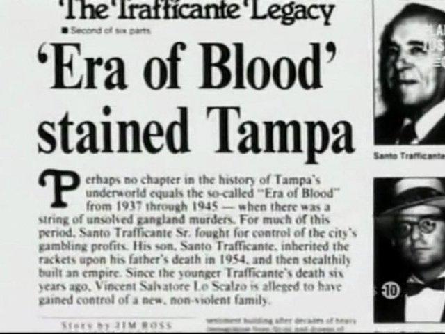 Documentaire Les trafficante «de père en fils» – Histoire de gangsters
