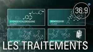 Documentaire Les traitements contre le COVID-19
