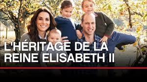 Documentaire L'héritage de la Reine Elisabeth II