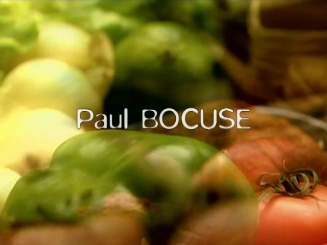 Documentaire Paul Bocuse
