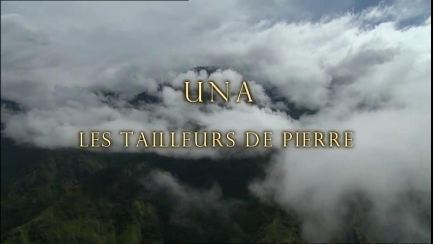 Documentaire Una, les tailleurs de pierre – Papua Barat – Papouasie Nouvelle Guinée
