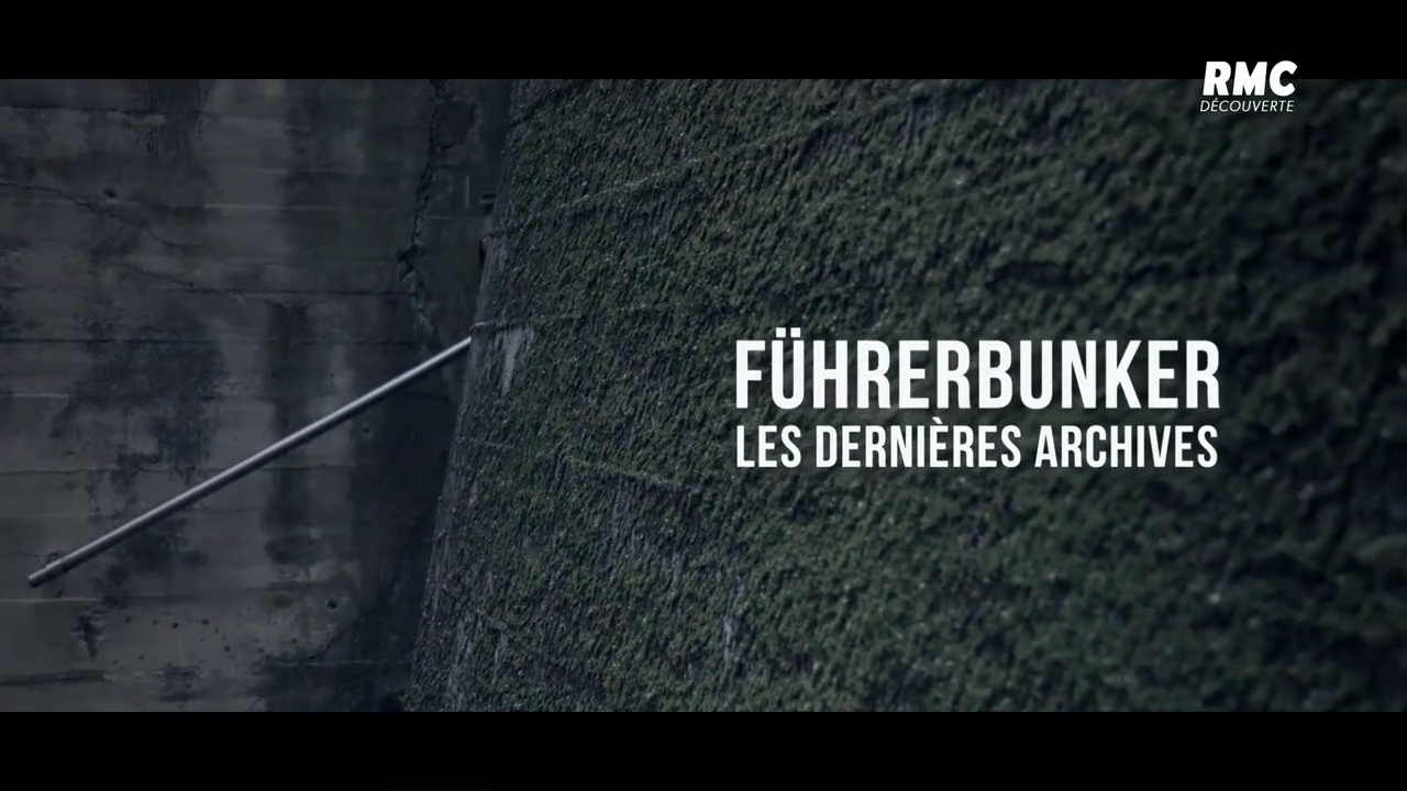 Documentaire Furhrerbunker, les dernières archives