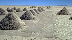 Bolivie, le salar d'Uyuni, désert de sel... et de lithium