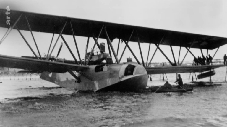 Claude Dornier, pionnier de l'aviation (1/2)