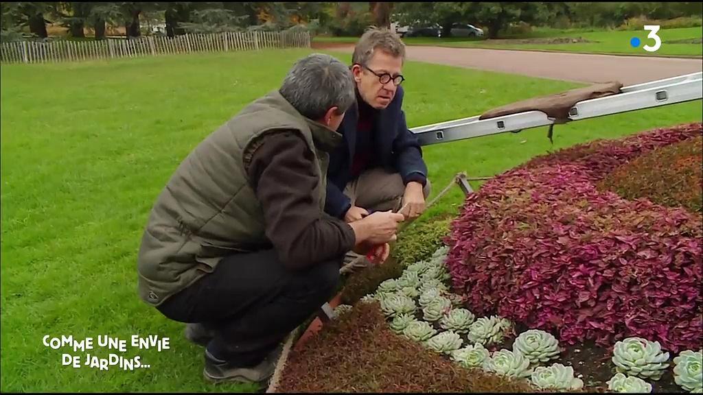 Documentaire Comme une envie de jardins… – Le parc de la Tête d'or à Lyon