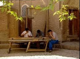 Documentaire Découverte du Monde – Artisans d'Ouzbekistan