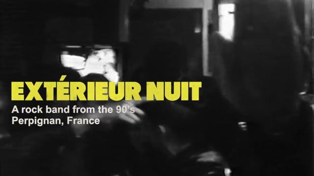 Documentaire Extérieur Nuit