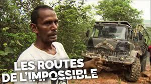 Documentaire Les routes de l'impossible : Guyana, les convois du monde perdu