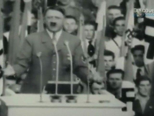 Documentaire Hitler – L'histoire secrète de son dossier médicale (2/2)