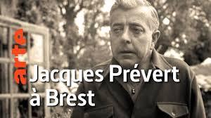 Jacques Prévert à Brest