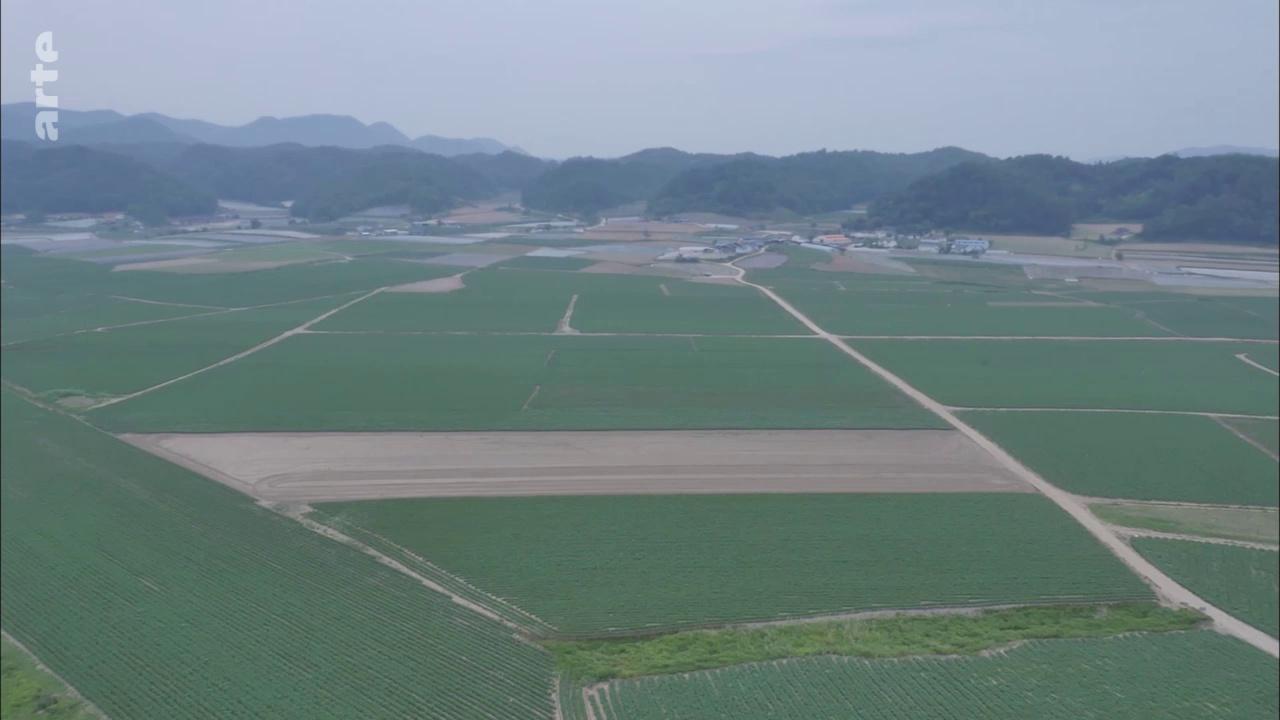 Documentaire La Corée du Sud, le pays aux multiples miracles – Une cité médiévale