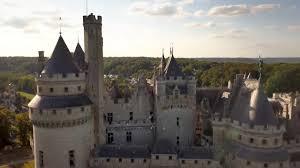 La grande épopée des châteaux forts