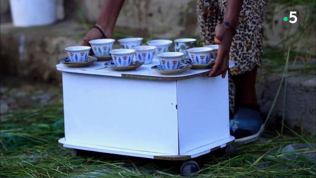 Documentaire L'aventurier du goût – Ethiopie