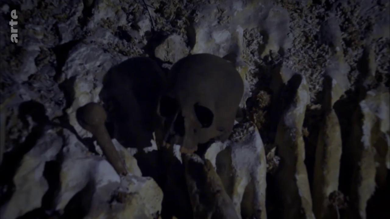 Les premiers peuples des Amériques - L'histoire de Naia