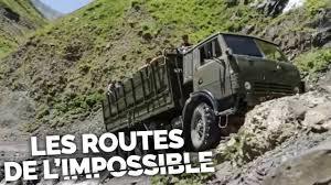 Documentaire Les routes de l'impossible : Géorgie, les ravitailleurs du Caucase