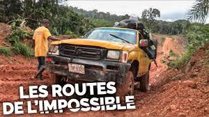 Documentaire Les routes de l'impossible : Liberia, pluies fatales