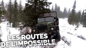 Documentaire Les routes de l'impossible – Sibérie, mortel dégel