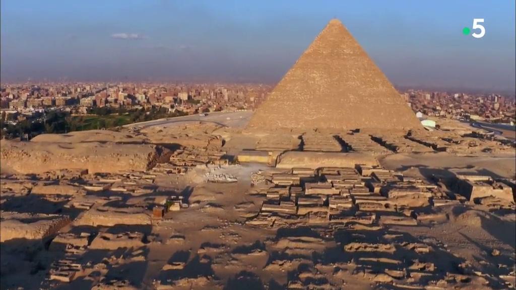 Les secrets du papyrus de Merer - Voyage sur le Nil