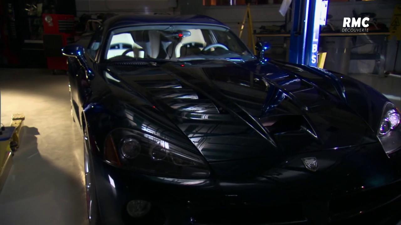 Documentaire Mega Factories – Dodge Viper