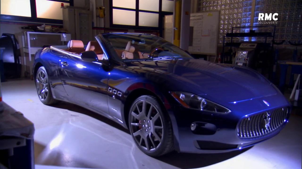 Documentaire Mega Factories – Maserati