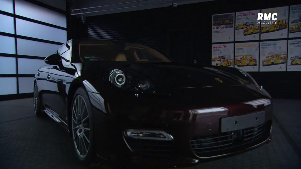 Documentaire Mega Factories – Porsche Panamera