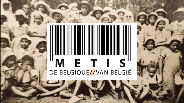 Métis issus de la colonisation belge