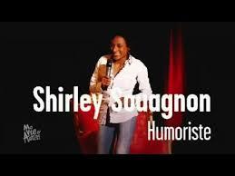 Shirley Souagnon - Humoriste