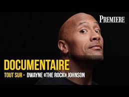 Tout sur Dwayne Johnson