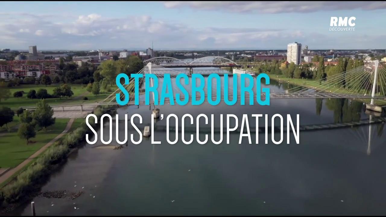 Documentaire Les villes sous l'occupation – Strasbourg (1/2)