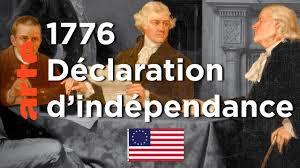 4 juillet 1776, la déclaration d'indépendance américaine | Quand l'histoire fait dates
