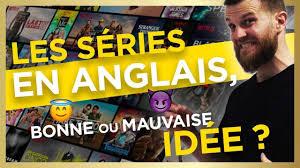 Documentaire Apprendre l'anglais en regardant des séries