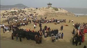 Documentaire Archipel de Zhoushan, de pêche et de peinture