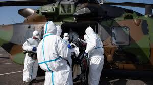 Documentaire Covid-19: le ministère des Armées mobilisé