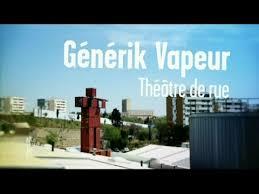 Générik Vapeur - Théâtre de rue - Waterlitz