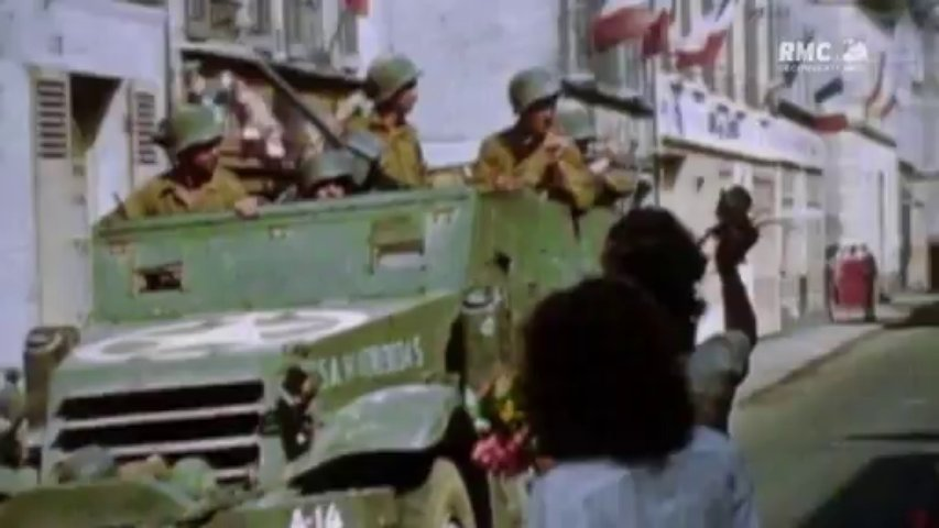 Documentaire Héros de guerre – EP03 – Contre-attaque allemande